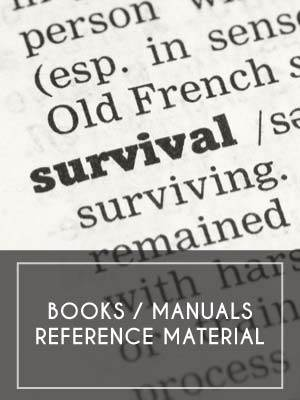 (14) Books / Manuals /  Reference Material