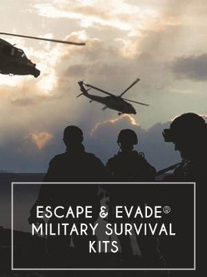 Escape & Evade® Military Survival Kits
