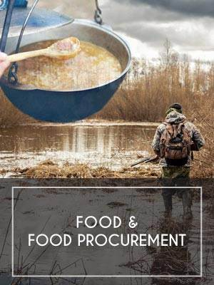 (8) Food & Food Procurement