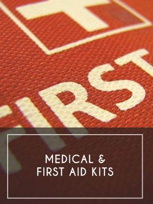 Medical & First Aid Kits