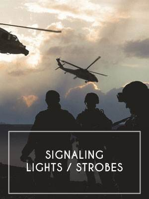 Signaling / Lights / Strobes