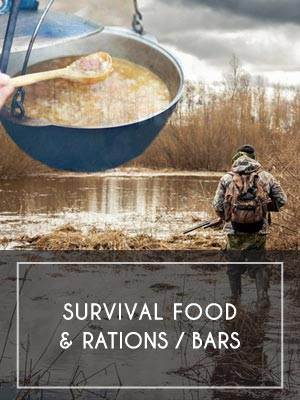 Survival Food & Rations / Bars
