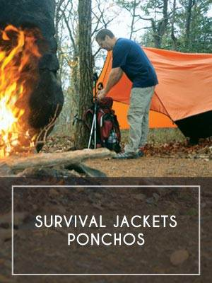 Survival Jackets, Ponchos