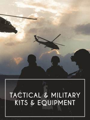 (1) Tactical &  Military Kits & Equipment