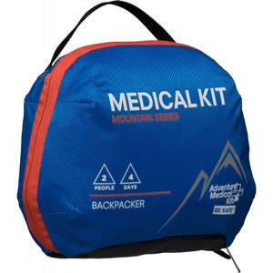 Mountain Backpacker First Aid / Medical Kit (SM0100-1003)