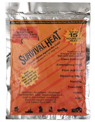 Survival Heat Pack (SM371804)
