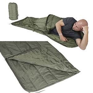 Woobie 3-in-1 Survival Blanket - Olive Drab (SM5199000)