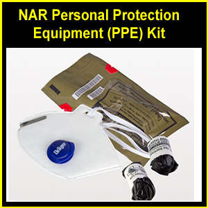 NAR Personal Protection Equipment (PPE) Kit (70-0007)