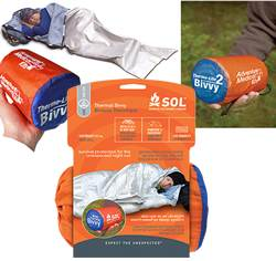 SOL Thermal  Survival Bivvy (Sleeping Bag) (SM0140-0223)