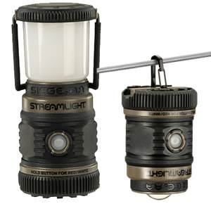 "Streamlight ""The Siege"" ULTRA COMPACT LED Lantern (SMSTR44941)"