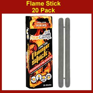 Flame Sticks - 20 Pack (SM3510)