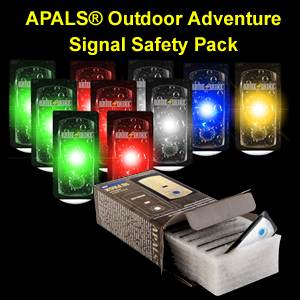 APALS® Outdoor Adventure Signal Safety Pack (OASSP)