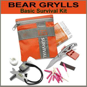 Bear Grylls Basic Survival Kit (gryllsbasic)
