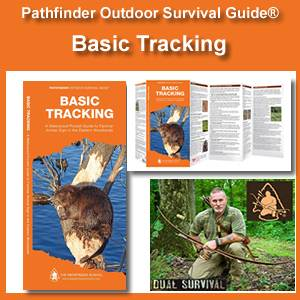 Basic Tracking Pathfinder Outdoor Survival Guide® (WPGBT-002)