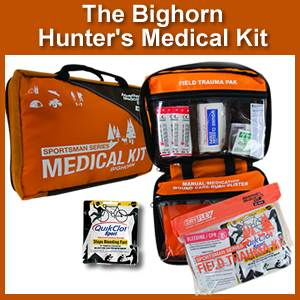Bighorn Medical Kit (0105-0388)