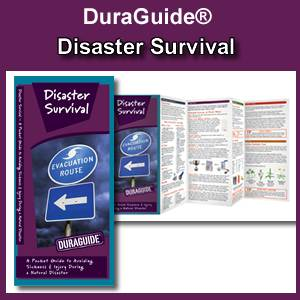 Disaster Survival - DuraGuide (WPGDS-009)
