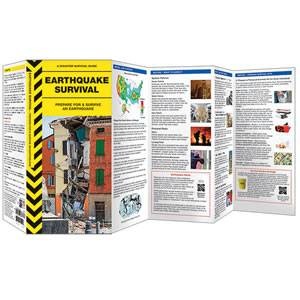 Earthquake Survival - DuraGuide (SM9781583558584)