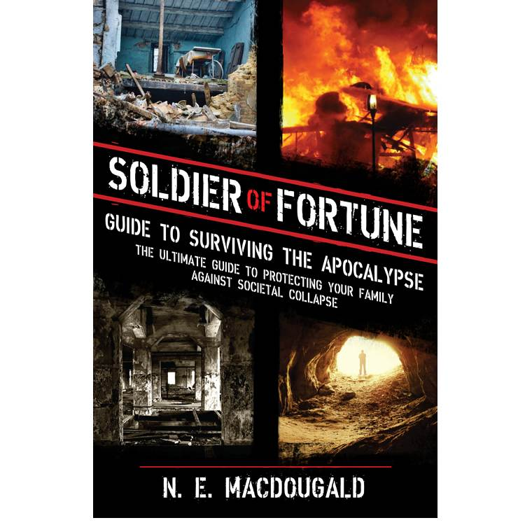 Soldier of Fortune Guide to Surviving the Apocalypse (SOF-GUIDE-APOC)