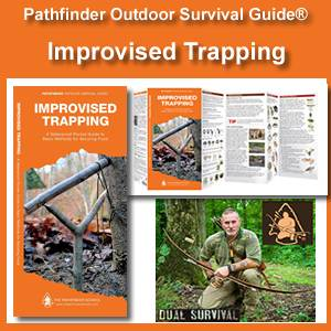 Improvised Trapping Pathfinder Outdoor Survival Guide® (WPGIT-004)