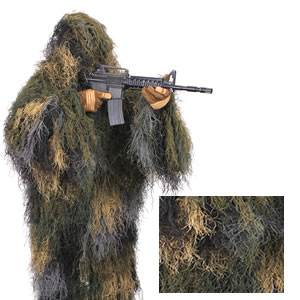 Lightweight Ghillie Suit Jacket (SM95128)