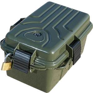 Survivor Dry Box - Large - Forest Green (S1074-11)