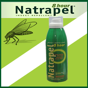 Natrapel 8 Hour Insect Repellent 6 oz Continuous Spray (SM0006-6878)