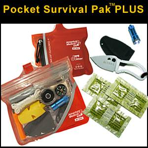 Pocket Survival Pak PLUS (SM0140-0717)