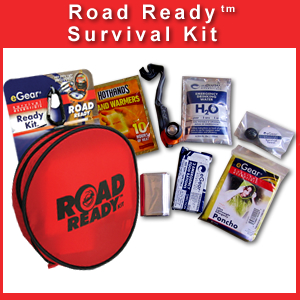 Road Ready® Vehicle Survival Kit (26-130-00)