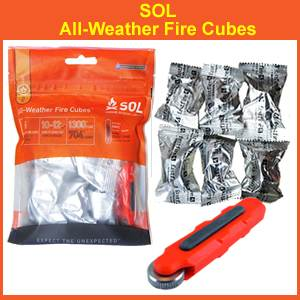 All-Weather Fire Cubes (SM0140-1240)