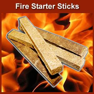 Fire Starter Sticks 12 Pack (26-310-169)