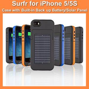 EnerPlex Surfr Battery and Solar Case (SMSurfr)