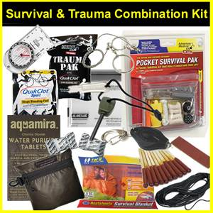 Survival & Trauma Combination Kit (survivaltrauma)