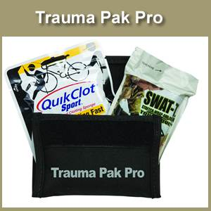 Trauma Pack Pro with QuikClot® & SWAT-T™  (2064-0293)