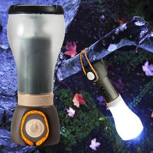 UCO Alki Flashlight & Lantern Combination (ML-ALKI)