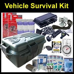 vehicle survival and medical kit v1kit