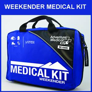 Weekender Medical Kit (SM0100-0118)