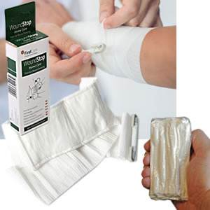 Wound Stop Dressing by First Care (WS-04)
