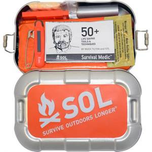 SOL Traverse Survival Kit Tin (SM0140-1767)