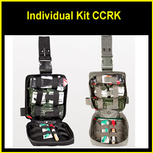Individual Kit - Combat Casualty Response - CCRK (80-0003-91)