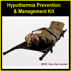 NAR Hypothermia Prevention and Management Kit (HPMK)  (80-0027)