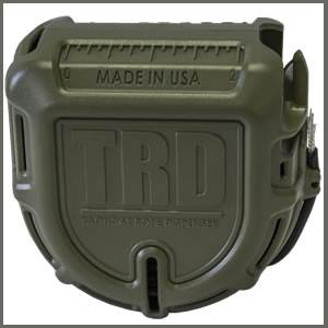 Tactical Rope Dispenser (550 Cord) (Olive Drab) (SMARMTRDFDE)