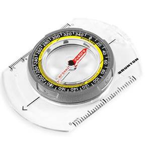Brunton TruArc™ 3 Global Needle System Baseplate Compass (SMBN91574)