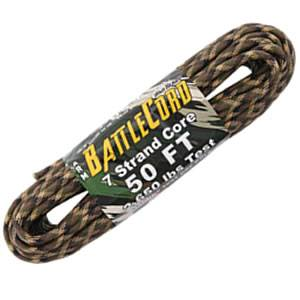 BattleCord 2,650 lb. Test Cord - 50 ft. - Ground War (SMRG1125)