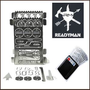 Readyman Pocket Survival Stove 2.0 (SMRYM04)