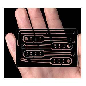 Access Card - Credit Card-Sized Lockpick Set (SM-AC)