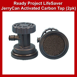 LifeSaver JerryCan Activated Carbon Tap (2pk) (SM100368)