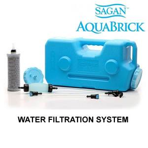 AquaBrick™ Water Filtration System  (SM57055)