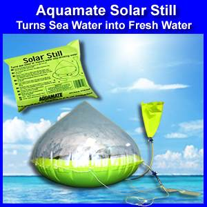 Aquamate Solar Still (aquamate)