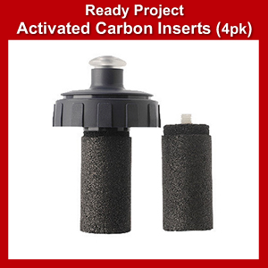 LifeSaver Activated Carbon Inserts (4pk) (SM100360)