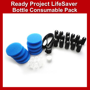 LifeSaver Bottle Consumable Pack (SM100370)